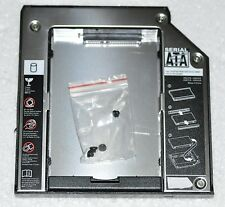 SATA 2nd HDD Caddy For IBM ThinkPad R50 R51 R52 R60 R60i R61 R61i - 12.7mm