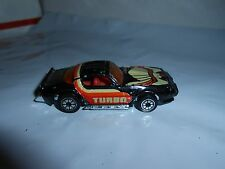 VTG 1980 KENNER FAST 111's BLAZIN BANDIT FIREBIRD TRANS AM WEST VIRGINIA PLATE