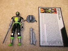 Complete Excellent Condition GI Joe Cobra 2005 BAT Attack BAT Trooper V3  V14