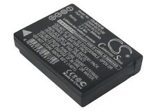 UK Battery for Panasonic Lumix DMC-3D1 Lumix DMC-3D1K DMW-BCG10 DMW-BCG10E 3.7V