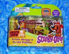 Scooby Doo Pirate Crew Pirate Shaggy & Pirate Daphne 2 Figure Pack New MISP