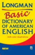 Longman Basic Dictionary of American English (Dictionary)-ExLibrary