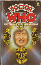 Doctor Who and the Masque of Mandragora. GC. Target books. Recommended read!