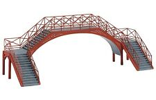 Hornby Skaledale R8641 Station Platform Footbridge Resin OO Gauge 1:76 Scale