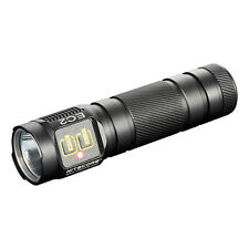 Nitecore Explorer 320Lumen/ 220Lumen/3hr Black LED Flashlight EC2