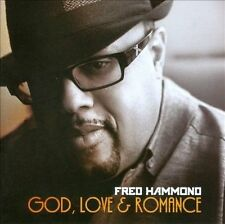 God, Love and Romance by Fred Hammond (CD, Jan-2012, 2 Discs, Sony Music...