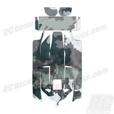 Losi 8IGHT-E 2.0 RC Graphic Kit Decal Wrap 1/8 Buggy Body Smoke Camo