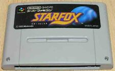 Super Famicom:  Starfox