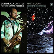 Don Menza: FIRST FLIGHT - COMPLETE RECORDINGS (2-CD SET)