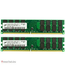 Micron 8GB (2x4GB) PC2-6400 DDR2-800MHZ 240pin DIMM Memory For AMD Motherboard