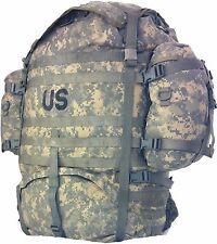 Rucksack Backpack MOLLE II Large Field Pack Complete US Military Army NIB