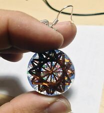 Flower of life 12 Vortex Earrings Metayantra Pranic Device, ORGONE