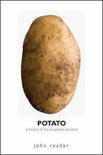 Potato: A History of the Propitious Esculent-ExLibrary