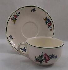 Villeroy & and Boch ALT STRASSBURG tea cup and saucer