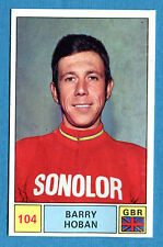 SPRINT '71 - PANINI - Figurina-Sticker n. 104 - BARRY HOBAN - GBR - Rec
