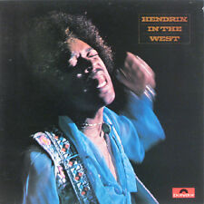JIMI HENDRIX In the West UK LP