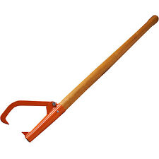 """Cant Hook Wooden handle 48"""" overall length NEW"""