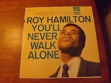 1956 LP ROY HAMILTON YOULL NEVER WALK ALONE EPIC RECORDS