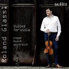 Glassl,Roland - Suiten Für Viola - CD