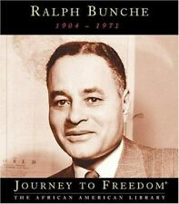 Ralph Bunche (Journey to Freedom: The African American Library)-ExLibrary