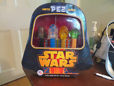 Limited Edition PEZ star wars never opened
