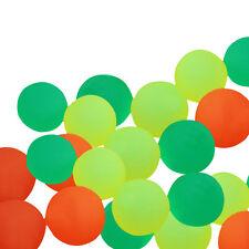 45MM Bouncy Jet Balls Birthday Party Loot Bag Glow Luminous Light Ball For Kids