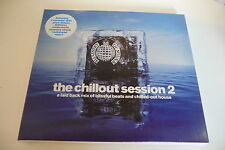 THE CHILLOUT SESSION 2 - FEAT I MONSTER DIDO PEPE DELUXE MASSIVE ATTACK 2 CD.