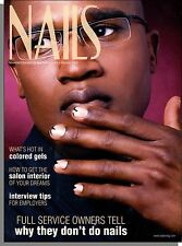 Nails - 2005, February - Fingernail Salon, Beauty Trade Magazine!