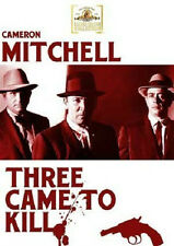 Three Came To Kill DVD - John Lupton, Lyn Thomas, Paul Langton, Cameron Mitchell
