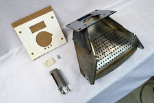 Heatilator Eco Choice BA100 & BH105 Burnpot, Firepot, Burn Pot, Fire Pot Grate
