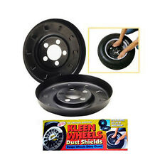 "Kleen Wheels 3107 Brake Dust Shield Pair 2009-2014 Ford F-150 18"" Alloy Wheel"