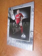 46098 Bernd Schneider Bayer Leverkusen DFB original signierte Autogrammkarte