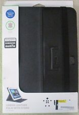 Belkin Cinema Leather Folio Case w/Stand for Samsung Galaxy Note 3 10.1 - Black