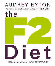 The F2 Diet, Eyton, Audrey Paperback Book