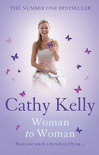 Very Good  Paperback Woman to Woman Kelly, Cathy