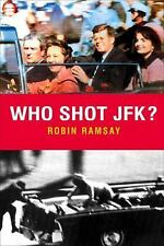 Who Shot JFK? (Pocket Essential series), Ramsay, Robin, New Books