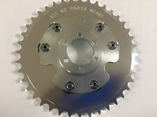 MOTORIZED BICYCLE REAR CNC 40T SPROCKET AND DISC ADAPTER