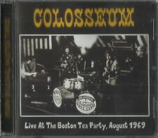 COLOSSEUM-at the boston tea party 1969 + bonus tracks-progressiv Rock
