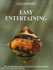 Good Housekeeping Easy Entertaining (BP Lifestyle Cookery Series)