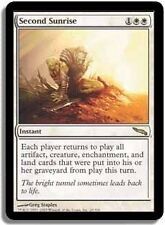 MTG MAGIC MIRRODIN SECOND SUNRISE (FRENCH DEUXIEME AURORE) NM