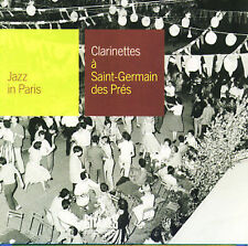 CLARINETTES A SAINT-GERMAIN...-CLARINETTES A SAINT-GERMAIN DES PRES 54 /  CD NEW
