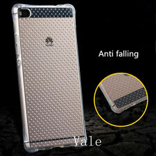 Slim Air Bag Shockproof Soft Clear TPU Case Cover Skin For Huawei Ascend P8 Lite