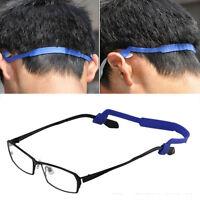 Neu Sportbänder  Brillenband  Brillenkordel schwarz + 2 Farben