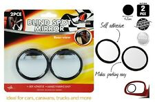 2 x Blind Spot Rear-View Mirrors 100% Brand New
