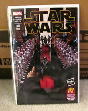 Star Wars Marvel #1 2015 Hasbro Variant Cover NY Toy Fair Previews Exclusive OOP