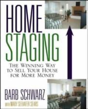Home Staging: The Winning Way to Sell Your House for More Money-ExLibrary
