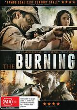 THE BURNING  - NEW & SEALED DVD - FREE LOCAL POST