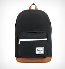 Herschel Supply Co. Pop Quiz Black Tan Backpack MSRP $75