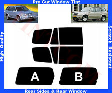 Pre Cut Window Tint Suzuki Grand Vitara XL-7 01-06 RearWindow&RearSides AnyShade