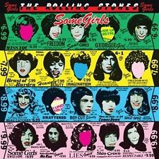 Rolling Stones Some Girls Vinyl LP Digitally remastered edition